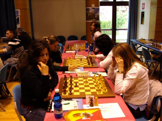 Marta Fierro Baquero (Chieti)  Elena Sedina (Palermo)