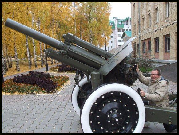 La difesa del nostro artigliere Godena