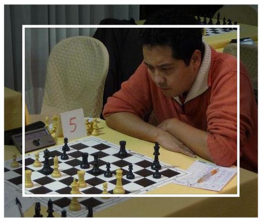 l'ultimo vincitore del torneo, nel 2010, il MI Virgilio Vuelban