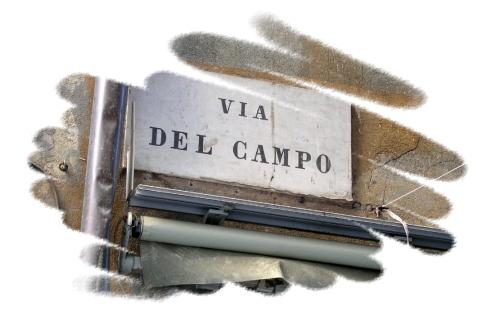 Via del Campo