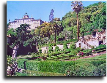 Pescia Villa Garzoni