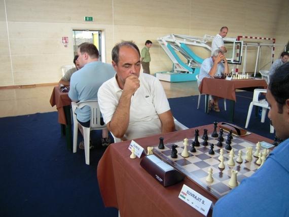 Il GM Stefan Djuric