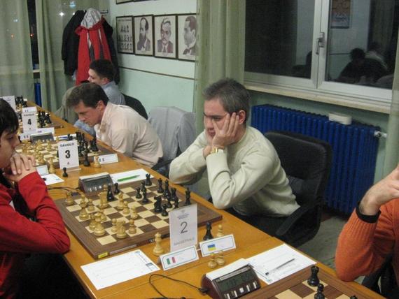 il Grande Maestro ucraino Solodovnichenko