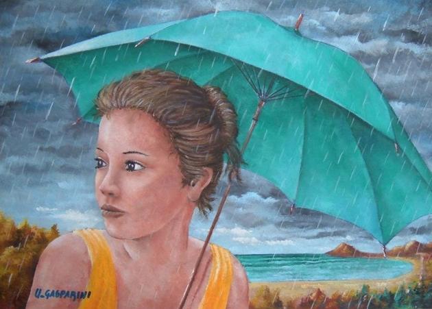 Pioggia di fine estate