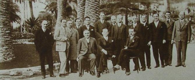 Sanremo 1930 i partecipanti 1