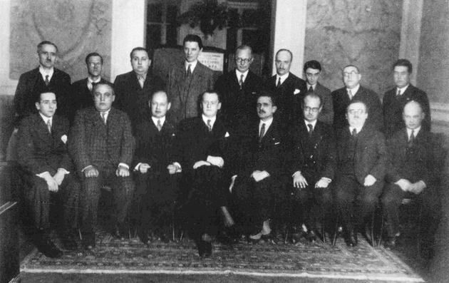Sanremo 1930 i partecipanti 3