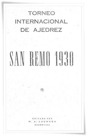 Sanremo 1930 il torneo dei giganti 2