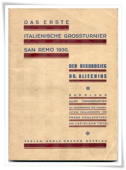 Sanremo 1930 il torneo dei giganti 3