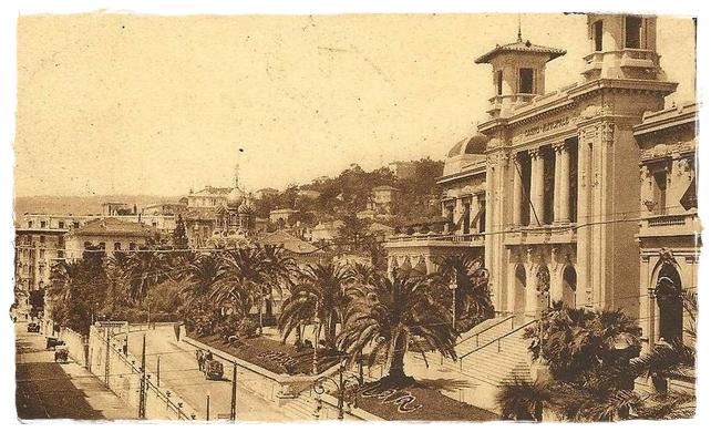 Sanremo 1930 veduta del Casino 1