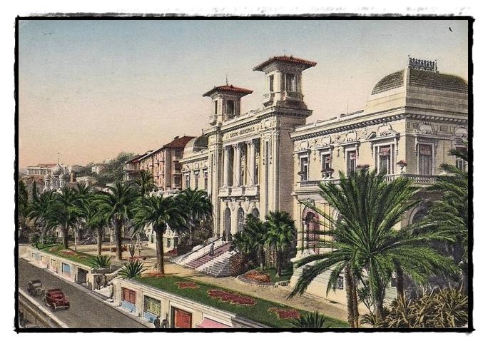 Sanremo 1930 veduta del Casino 2
