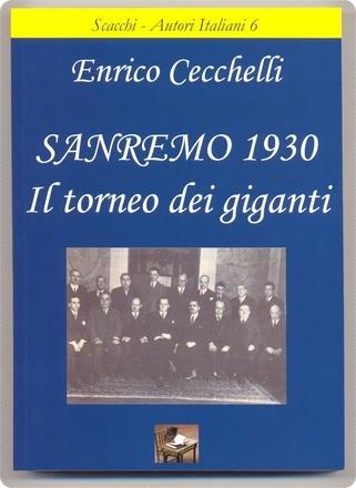 Sanremo Copertina Libro