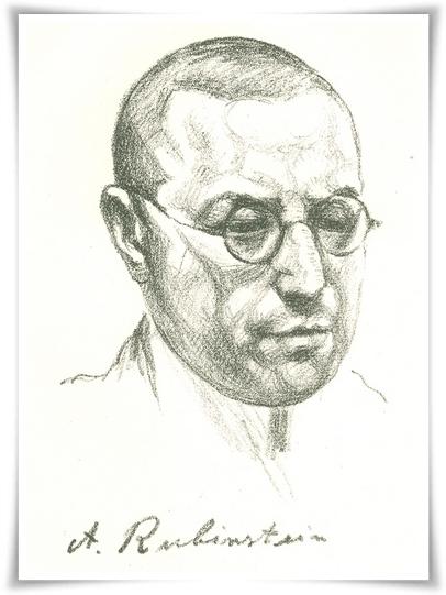 Akiba Rubinstein 1
