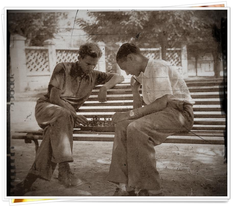 1941. I Emmepiade - La contestata finale di scacchi fra Abbiati e Tartara.