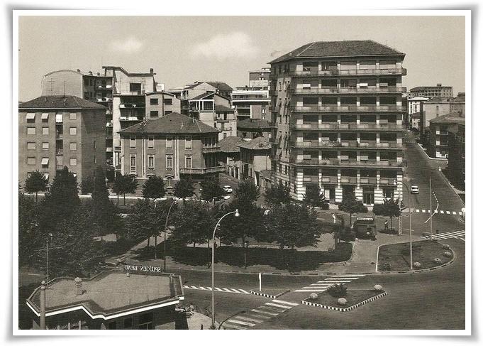 Piazza Mentana Alessandria