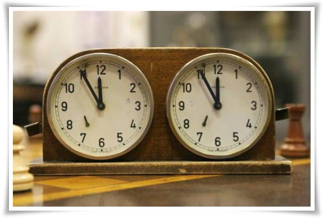 Orologio di Scacchi