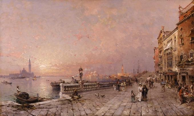 Unterberger a Venezia