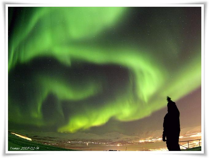 Bagliori romantici da Tromso 2