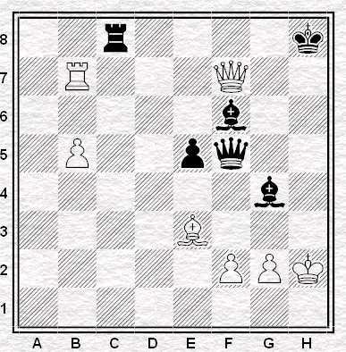 Esercizio 4 - Muove il Bianco - Vale punti 4
