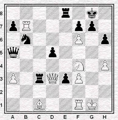 Esercizio 5 - Muove il Bianco - Vale punti 5