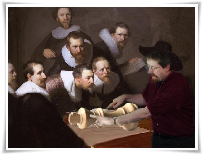 il Rembrandt ritrovato