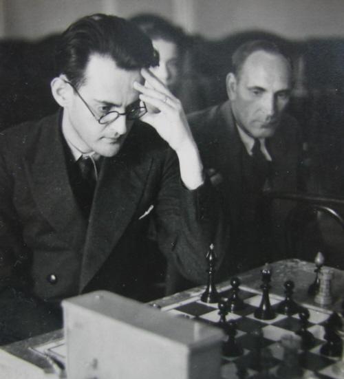 Vasja Pirc,  Poděbrady 1936, (foto di Jan Kalendovský)