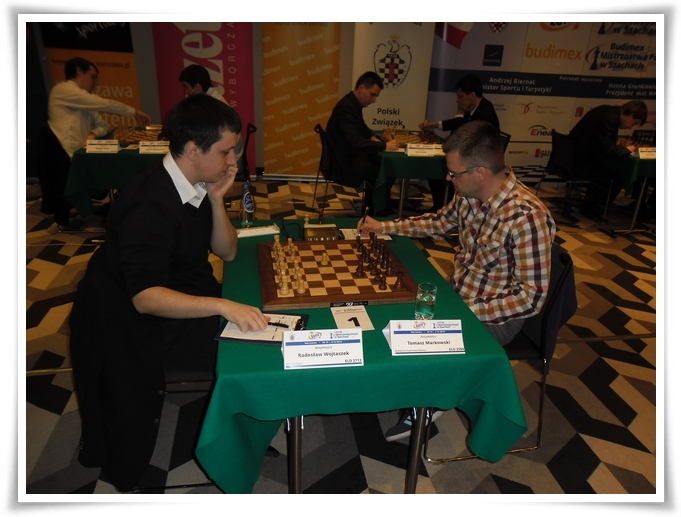 Campionato polacco 2014 - terzo turno by Jas03