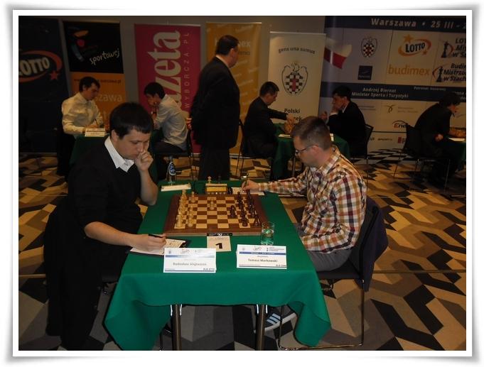 Campionato polacco 2014 - terzo turno by Jas04