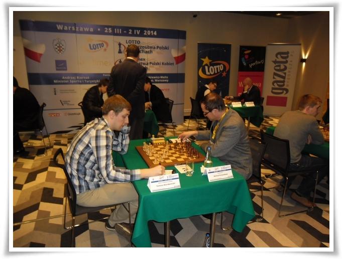 Campionato polacco 2014 - terzo turno by Jas05