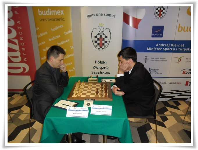 Campionato polacco 2014 - terzo turno by Jas06