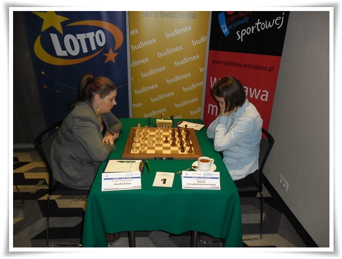 Campionato polacco 2014 - terzo turno by Jas07