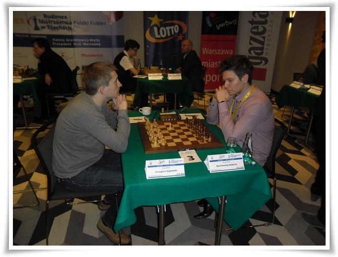Campionato polacco 2014 - terzo turno by Jas10
