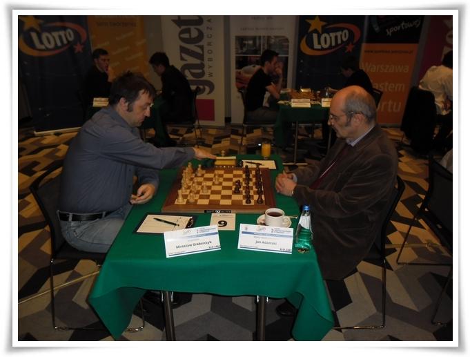 Campionato polacco 2014 - terzo turno by Jas11