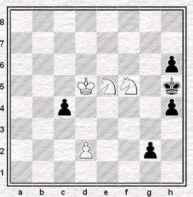 Il bianco muove e patta [10] [A]
