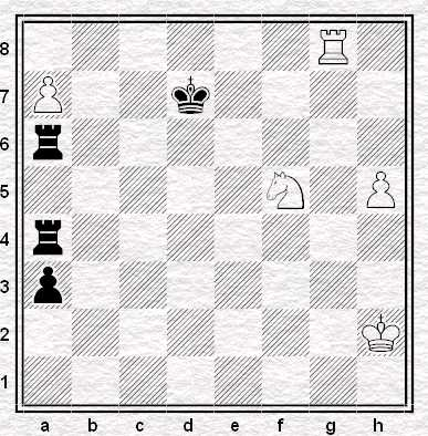 Il bianco muove e patta [11] [B]