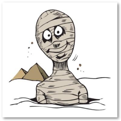 La mummia 3