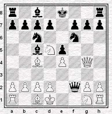 Posizione dopo 6...Cf6?