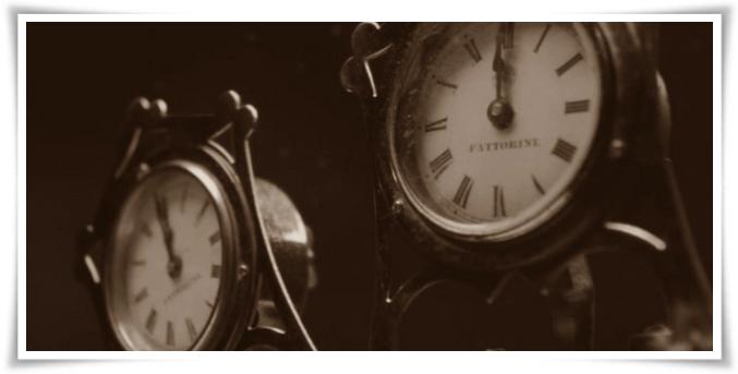 Chess clock 8