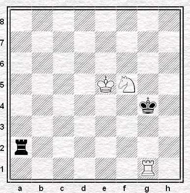 Carlsen-L'Ami, Wijk aan Ze 2011, posizione dopo la 93esima mossa del Bianco