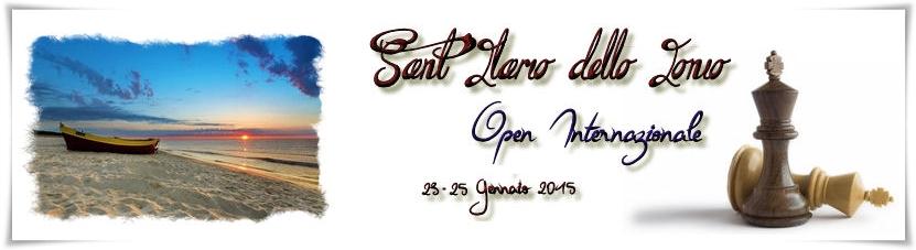 Open Internazionale Scacchi a Sant'Ilario 2015