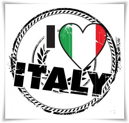 I love Italy 1