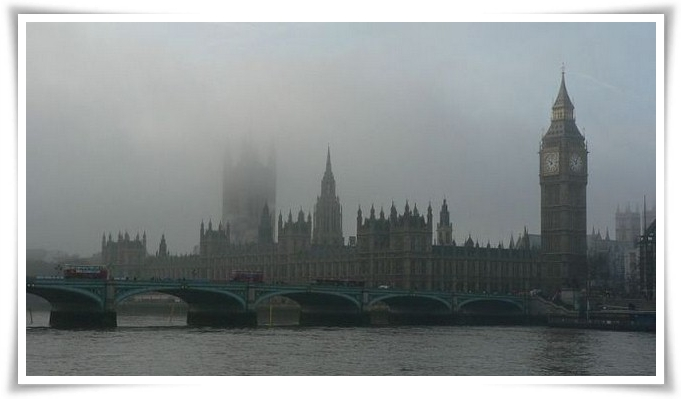 Nebbie di Londra 15