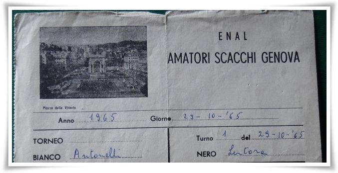 Amatori Scacchi Genova 20
