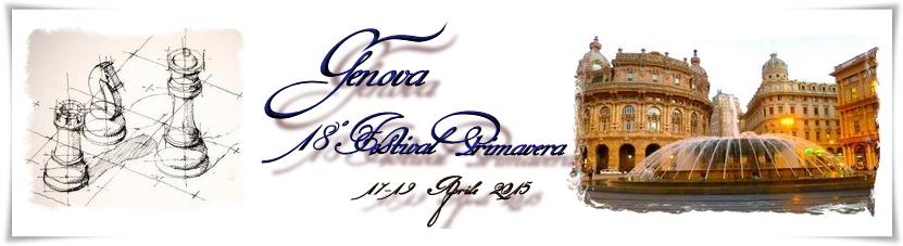 Genova, XVIII Festival Primavera 2015