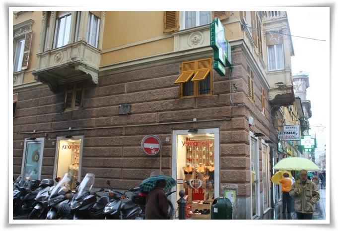 Sestri casa di Fausto Coppi