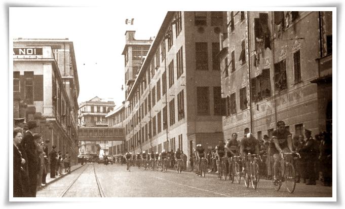 Via Manara Giro 1938