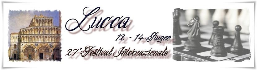 Lucca XXVII Festival Internazionale
