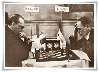 Eero Einar Böök vs Alekhine