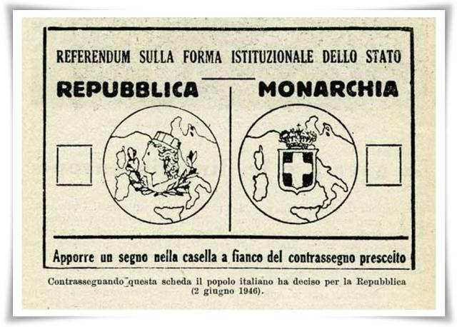referendum 2 giugno