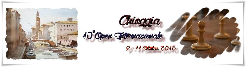 Chioggia X Open Internazionale