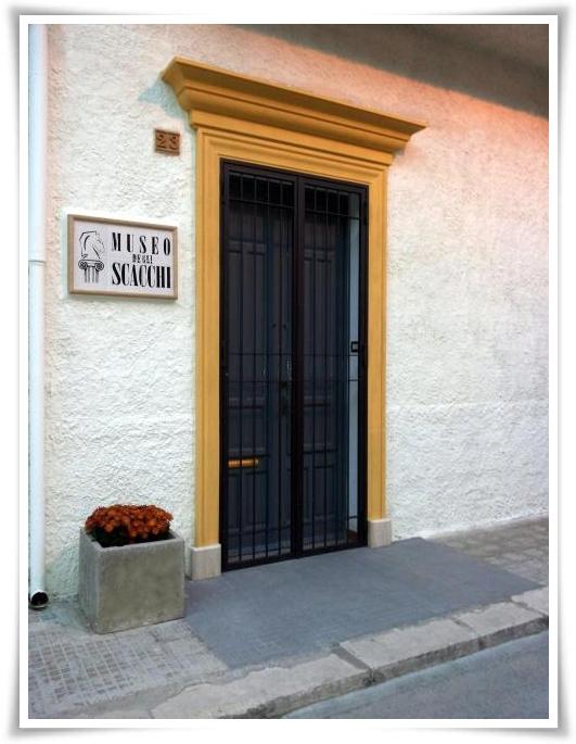 il Museo degli Scacchi di Mazara del Vallo 10